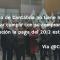 El Gobierno de Cantabria no tiene más excusas para evitar cumplir con su compromiso público de devolución de la paga de los empleados públicos durante este año 2016.