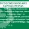 CSIF gana las elecciones en nuevas empresas privadas de Granada