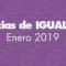 Igualdad | Noticias del mes: enero 2019