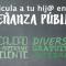"""""""Educación pública, la educación de todos y para todos"""", campaña de CSIF-A para potenciar la matriculación en los centros públicos"""