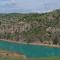Contrapresa del río Agrio (Jaén) | Foto: Wikipedia