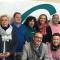 Reunión de trabajo de los departamentos de Acción Social