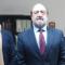 Jesús Blandón, responsable del Área de Seguridad del Sector de Administración Local de CSIF-A; Isidoro Beneroso, director de la Escuela de Seguridad Pública de Andalucía (ESPA); y Pilar Hormigo, gestora de Formación de CSIF-A