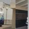 Ubicación de la ambulancia en el centro de salud, antes y después del acondicionamiento. Fuente: CSIF y AGSNM