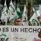 Protesta este viernes de los vigilantes de seguridad del Aeropuerto de Málaga