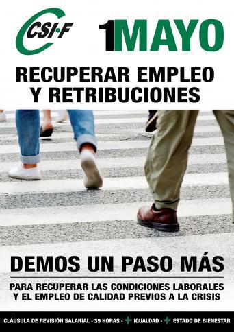 1º DE MAYO Día internacional de los trabajadores 2017