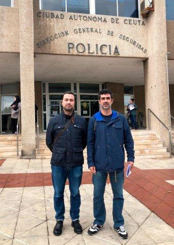 CSIF Ceuta en Policía Local