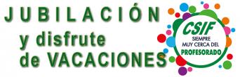 JUBILACIÓN Y DISFRUTE DE VACACIONES