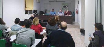 Reunión en Asamblea abierta con interinos y contratados del ámbito de la Mesa Sectorial de Administración y Servicios