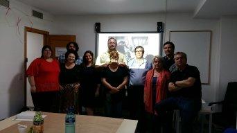 Miembros del jurado del IV Concurso CSIF de Fotografía