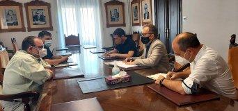 CSIF Reunión Diputación Provincial