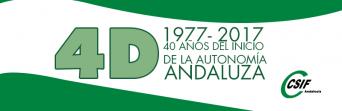 Cuarenta años del inicio de la Autonomía en Andalucía