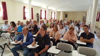 Reunión sectores en Almagro.28-09-2016