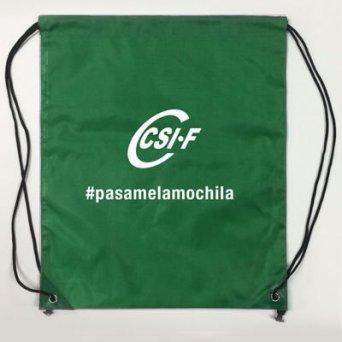 #pasamelamochila