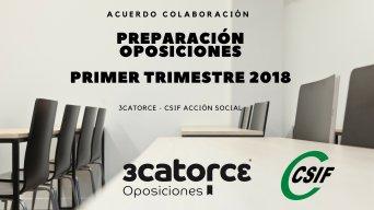 ACUERDO COLABORACION 3CATORCE &CSIF CANTABRIA