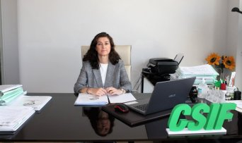 CSIF desempleo marzo Alicia Torres