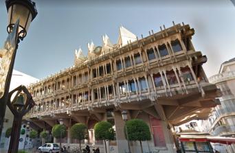 Fachada del Ayuntamiento de Ciudad Real