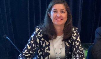Alicia  Torres, presidenta CSIF Comunidad Valenciana