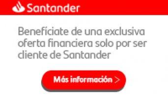 OFERTA BANCO SANTANDER