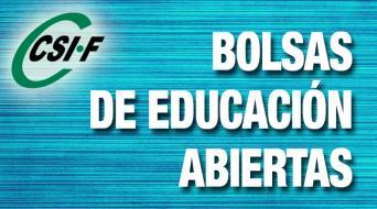 Bolsas de Educación Abiertas