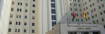 el SAS finaliza la reordenación con contratos precarios y menor plantilla que antes de la fusión
