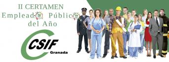 Más de 2.500 propuestas recibidas en la primera fase de nominaciones al Empleado/a Público/a del Año
