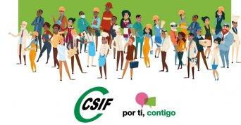 Campaña en Empresa Privada, ámbito donde CSIF cuenta ya con más de un millar de delegados en Andalucía