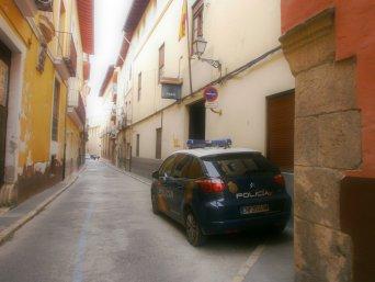 Comisaría de Xàtiva