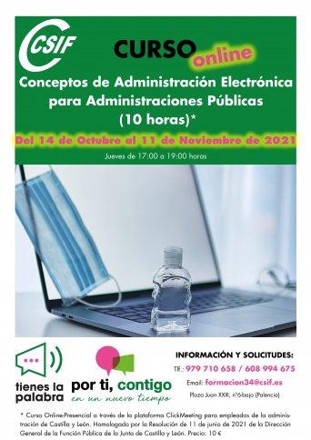 Conceptos de Administración Electrónica para Administraciones Públicas