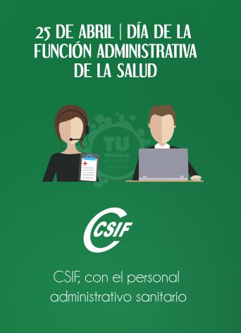 Csif Cantabria Día Internacional de la función Administrativa
