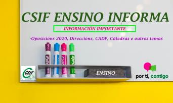 CSIF ENSINO INFORMA