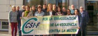 CSIF Granada condena el asesinato por violencia de género en Caniles y pide unidad social para educar y denunciar