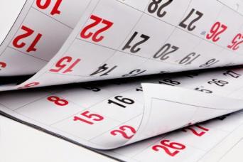 Calendario Laboral Correos 2017