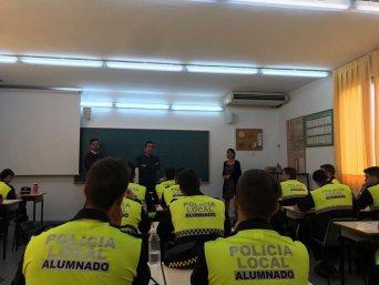 Responsable Área Seguridad Administración Local Andalucía, Jesús Blandón, charla ESPA