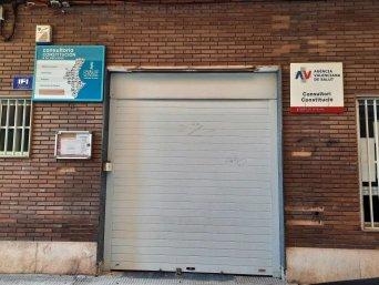 Consultorio Constitución cerrado CSIF