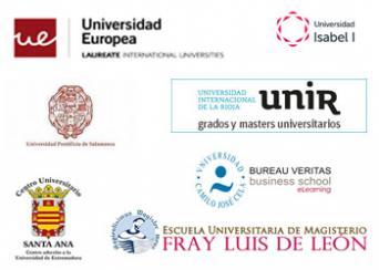 Convenios CSI-F con Universidades