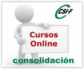 Curso Online Consolidación Empleo
