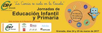 """Granada - Jornadas """"La ciencia se cuela en la escuela"""" para infantil y primaria"""