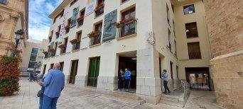 CSIF calor falta climatización Ayuntamiento Castellón