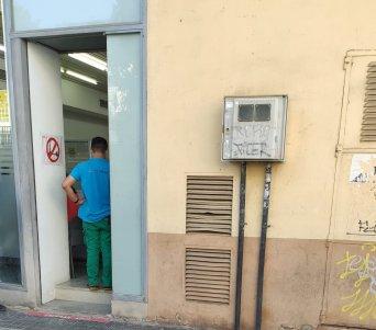 Entrada de oficina SEPE Felipe Rinaldi, Valencia