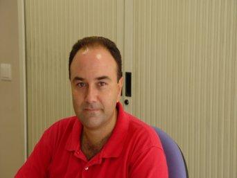Ezequiel Archilla, portavoz de CSI·F Tráfico Valencia