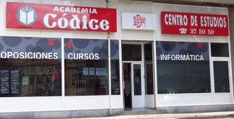 Preparación de oposiciones y formación en Códice Santander