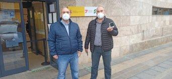 Los delegados de CSIF, tras impedírseles en febrero realizar las mediciones