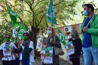 Los profesionales del ámbito sanitario de Ciudad Real se movilizan para demandar mejoras en la Atención Primaria del país