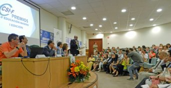 Premios CSIF Educacion Madrid