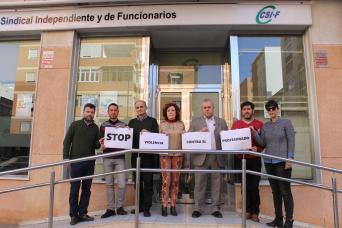 CSIF Almería condena las agresiones a dos docentes en los últimos días