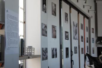Inauguración expo del II Concurso Internacional CSIF de Fotografía en el Bar La Quilla