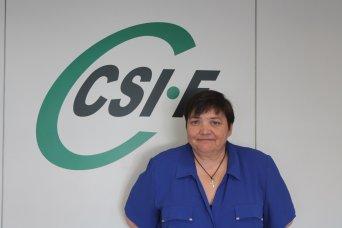 Ruth López, delegada de CSIF empresa privada en la Comunidad Valenciana