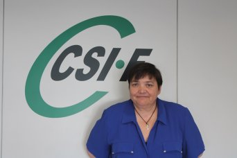 Ruth López, presidenta provincial de CSIF Empresa Privada