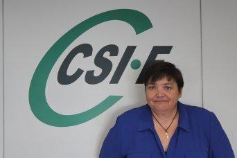 Ruth López, responsable provincial de CSIF Empresa Privada
